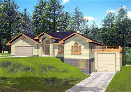 Traditional House Plan 87286 Elevation