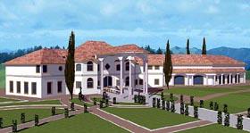 House Plan 87288