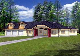 House Plan 87294