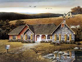 House Plan 87300