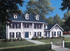 House Plan 87304