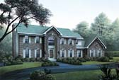 Plan Number 87305 - 3144 Square Feet