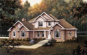 House Plan 87306