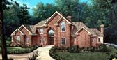 Plan Number 87307 - 3222 Square Feet