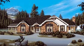 House Plan 87310