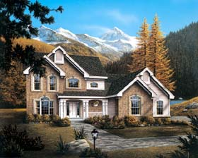House Plan 87314