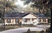 House Plan 87323