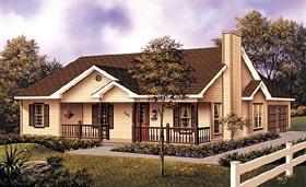 House Plan 87330