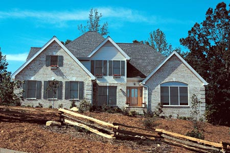 Traditional House Plan 87334 Elevation