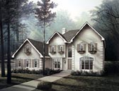 Plan Number 87340 - 2716 Square Feet