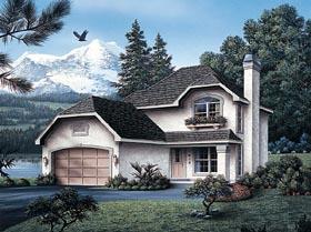 House Plan 87341