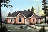 House Plan 87343