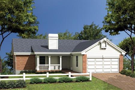 House Plan 87344