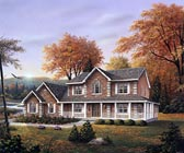 Plan Number 87345 - 2505 Square Feet
