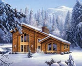 Plan Number 87355 - 1711 Square Feet