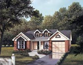 Plan Number 87357 - 1092 Square Feet