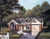 House Plan 87357