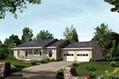 Plan Number 87364 - 1344 Square Feet