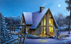 House Plan 87366