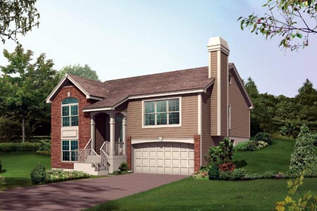 Traditional House Plan 87378 Elevation