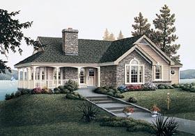 House Plan 87381
