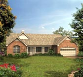 Plan Number 87395 - 1914 Square Feet