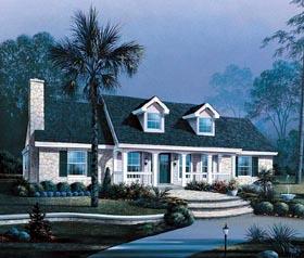 House Plan 87396