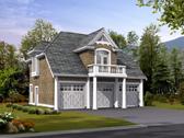 Garage Plan 87404