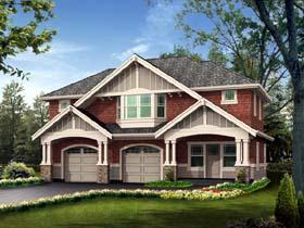 Garage Plan 87407