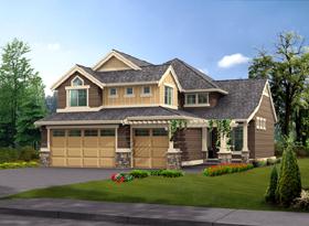 House Plan 87420