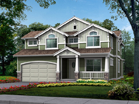 House Plan 87421
