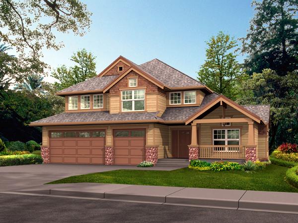 House Plan 87423