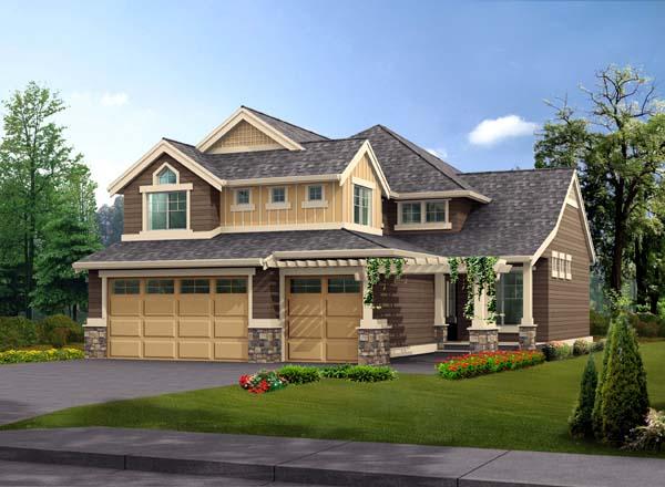 House Plan 87426