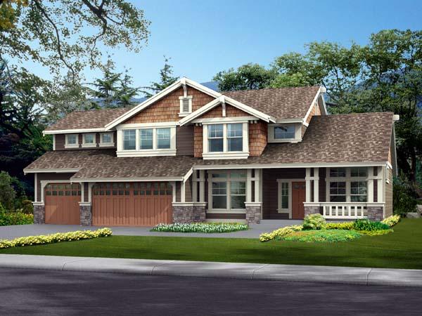 House Plan 87429