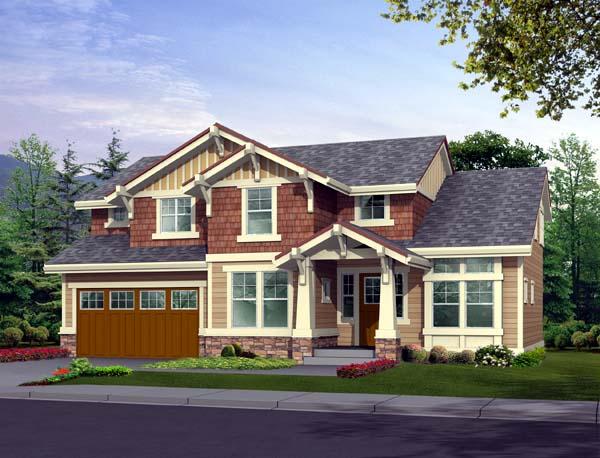 House Plan 87431