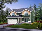 Plan Number 87433 - 2590 Square Feet