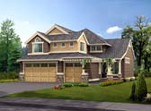 Plan Number 87441 - 2765 Square Feet
