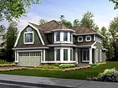 Plan Number 87443 - 2805 Square Feet