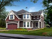 Plan Number 87444 - 2805 Square Feet
