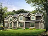 Plan Number 87450 - 2944 Square Feet