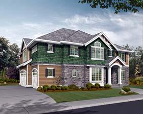 House Plan 87456