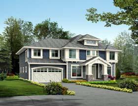 House Plan 87459
