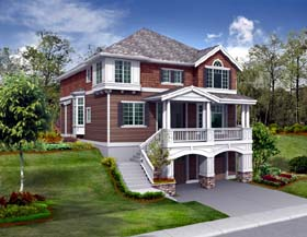 House Plan 87460