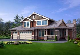 House Plan 87467