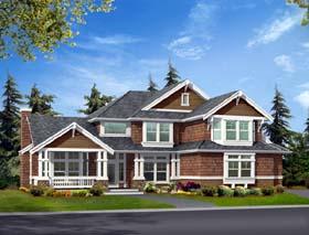 Plan Number 87480 - 3210 Square Feet