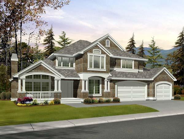 House Plan 87481