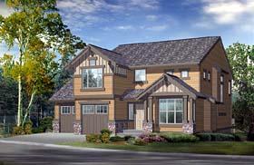 House Plan 87501