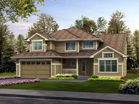 Plan Number 87506 - 2130 Square Feet