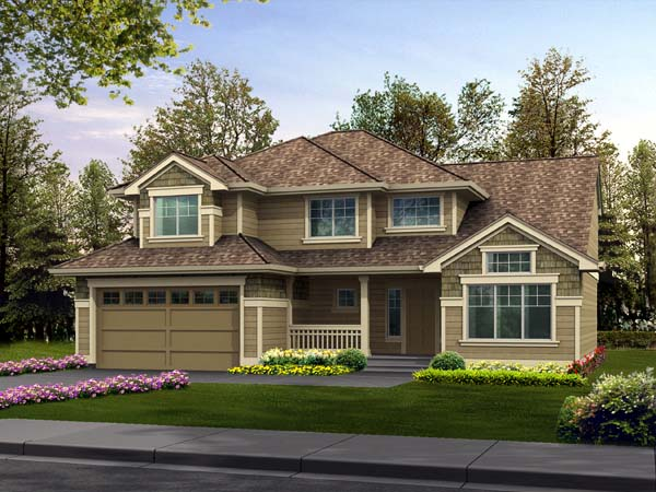 House Plan 87506