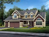 Plan Number 87507 - 2157 Square Feet